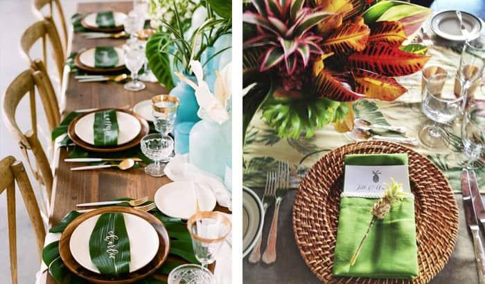 decoracao de mesa tailandesa
