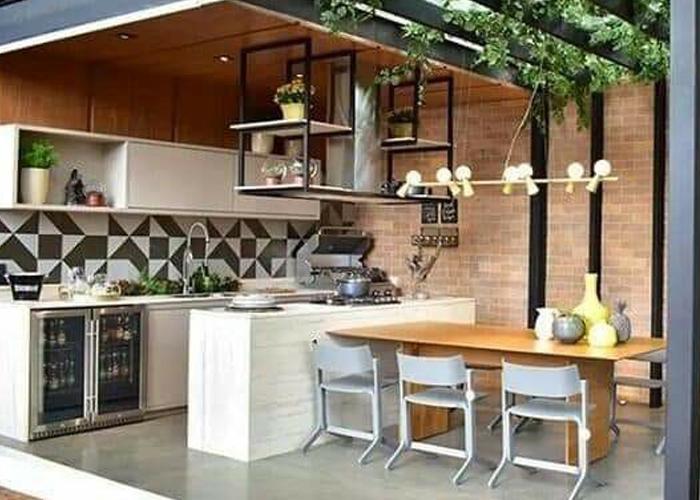 imóveis com churrasqueira e espaço gourmet